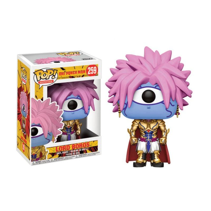 ONE PUNCH MAN - Bobble Head POP N° 259 - Lord Boros