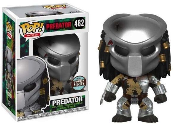 PREDATOR - Bobble Head POP N° 482 - Masked Predator
