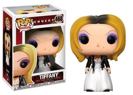 HORROR - Bobble Head POP N° 468 - Bride of Chucky - Tiffany_1