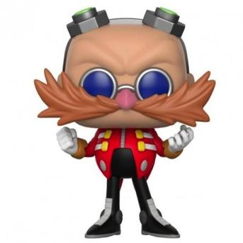 SONIC - Bobble Head POP N° 286 - Dr Robotnik