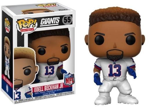 NFL - Bobble Head POP N° 55 - Giants Color Rush - Odell Beckham Jr.