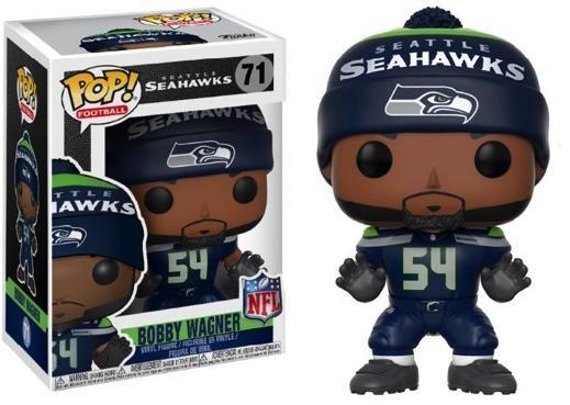 NFL - Bobble Head POP N° 71 - Seahawks Home - Boddy Wagner
