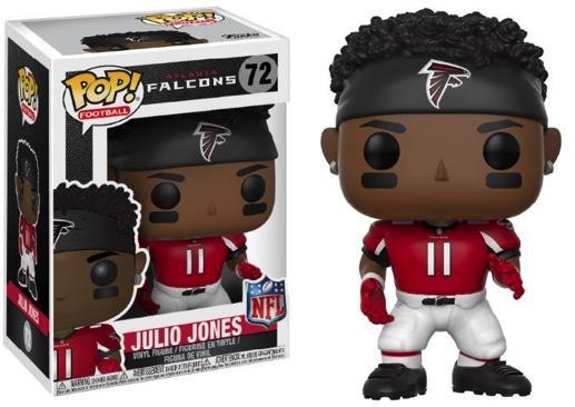 NFL - Bobble Head POP N° 72 - Falcons Home - Julio Jones