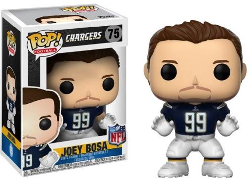 NFL - Bobble Head POP N° 75 - Chargers Home - Joey Bosa