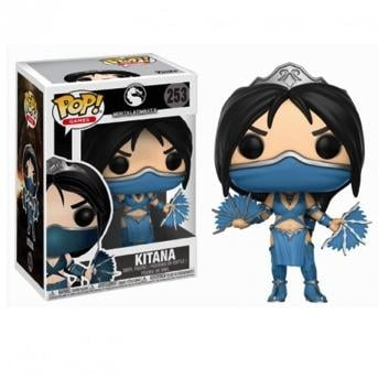 MORTAL KOMBAT - Bobble Head POP N° 253 - Kitana_2