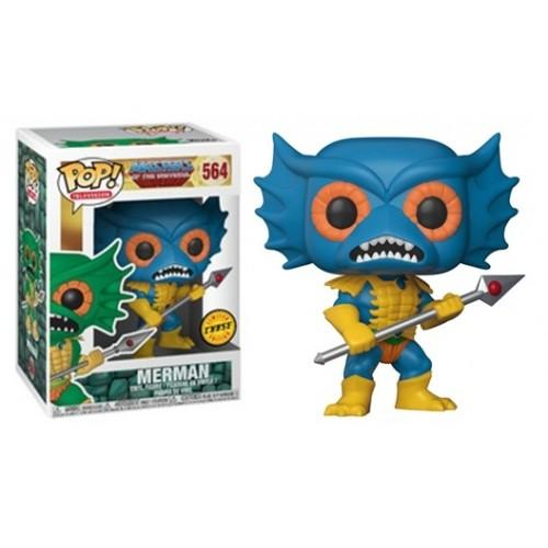 MASTERS OF THE UNIVERSE - Bobble Head POP N° 564 - Merman CHASE
