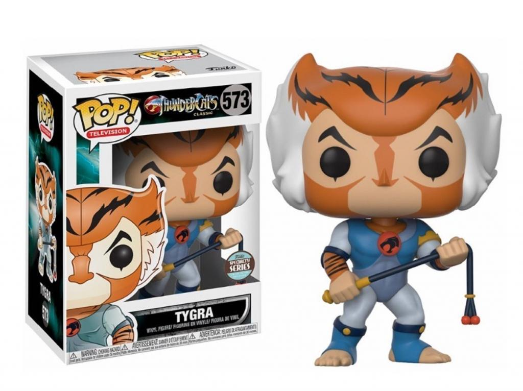 THUNDERCATS - Bobble Head POP N° 573 - Tygra