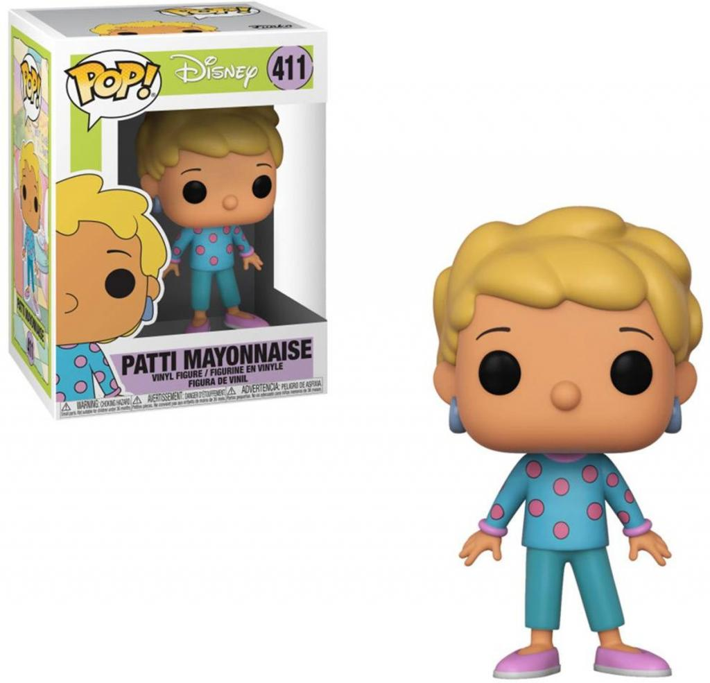 DISNEY - Doug - Bobble Head POP N° 411 - Patti Mayonnaise_1