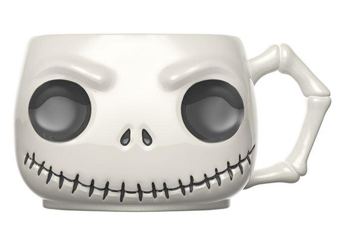 NIGHTMARE BEFORE CHRISTMAS - Mug POP - Jack Skellington