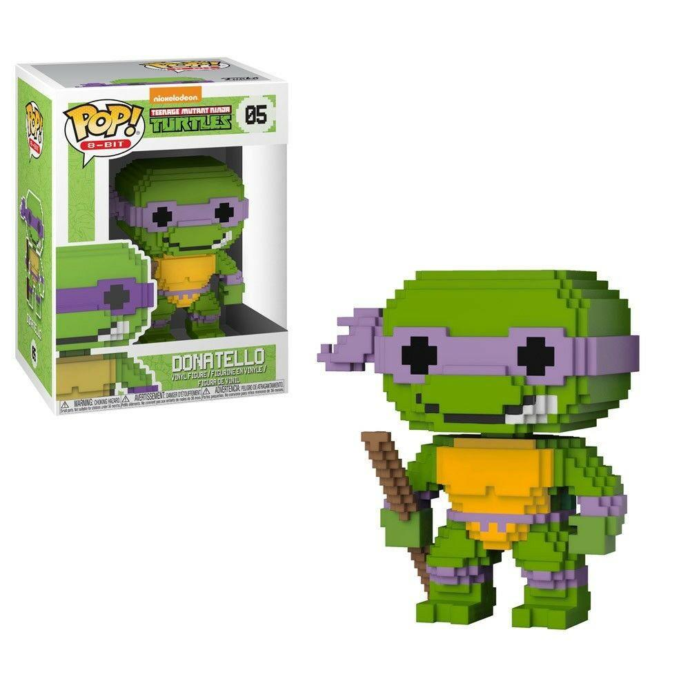 TMNT - POP 8-Bit N° 005 - Donatello