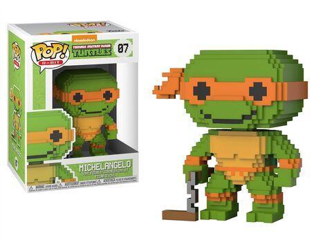 TMNT - POP 8-Bit N° xxx - Michelangelo