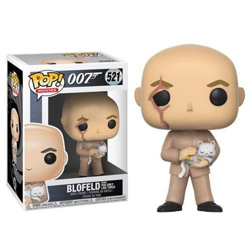 JAMES BOND - Bobble Head POP N° 521 - Blofeld