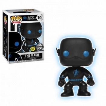 JUSTICE LEAGUE - Bobble Head POP N° 10 - Flash GITD LIMITED