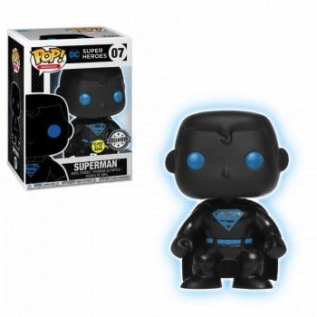 JUSTICE LEAGUE - Bobble Head POP N° 07 - Superman GITD LIMITED