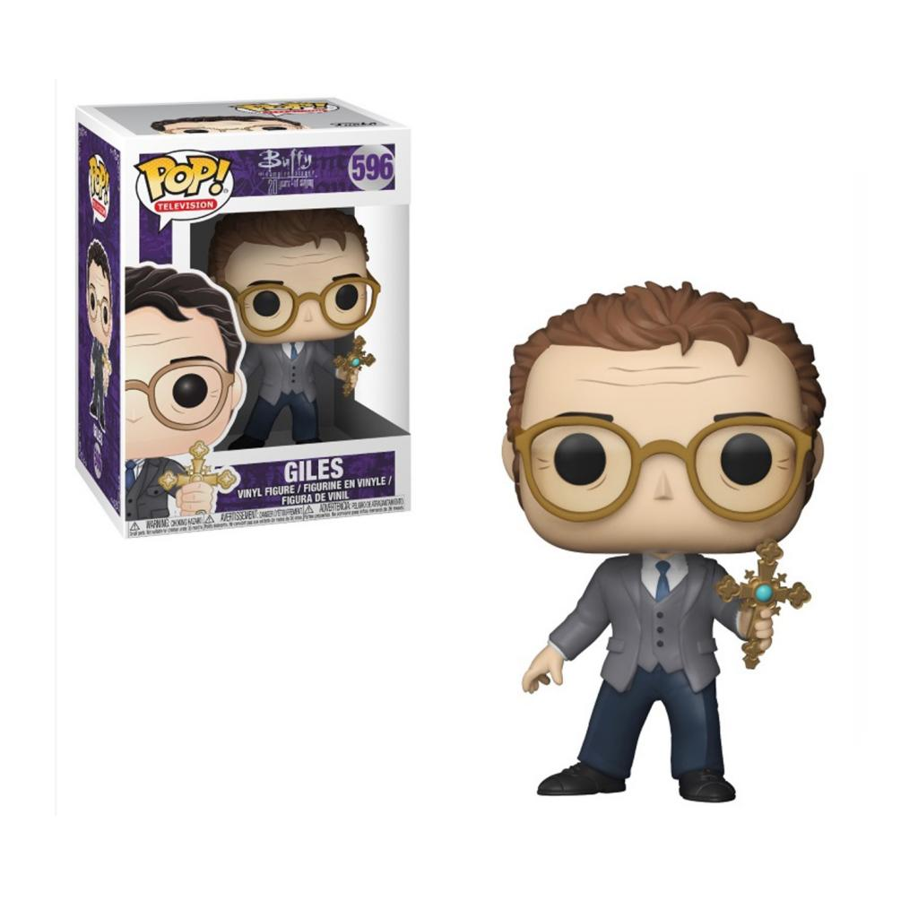 BUFFY - Bobble Head POP N° 596 - Giles