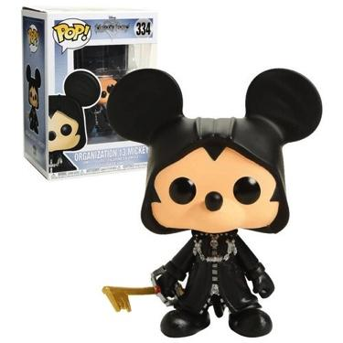 KINGDOM HEARTS - Bobble Head POP N° 334 - Organization 13 Mickey LTD