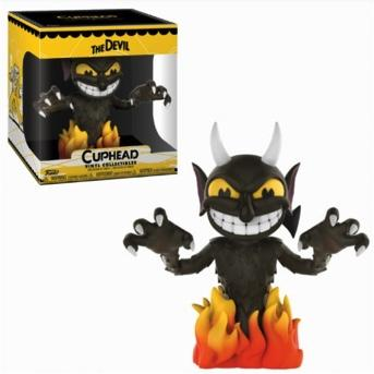CUPHEAD - Figurine Vinyle 10cm - The Devil