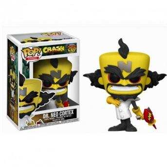 CRASH BANDICOOT - Bobble Head POP N° 276 - Dr. Neo Cortex