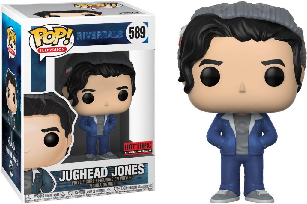 RIVERDALE - Bobble Head POP N° 589 - Jughead Jones_1