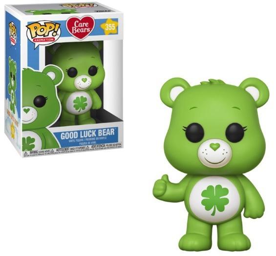 BISOUNOURS - Bobble Head POP N° 355 - Good Luck Bear_2