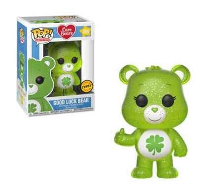 BISOUNOURS - Bobble Head POP N° 355 - Good Luck Bear CHASE