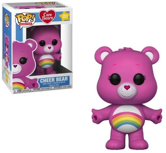 BISOUNOURS - Bobble Head POP N° 351 - Cheer Bear