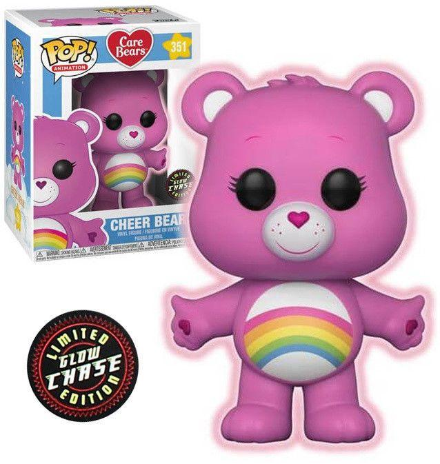 BISOUNOURS - Bobble Head POP N° 351 - Cheer Bear CHASE