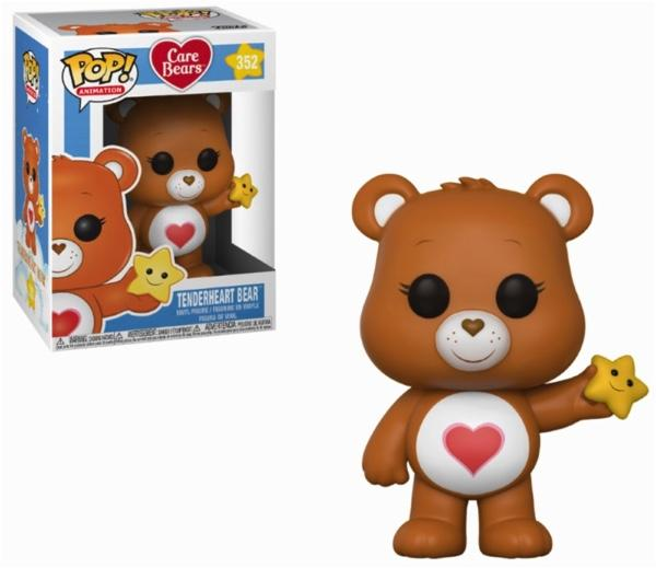 BISOUNOURS - Bobble Head POP N° 352 - Tenderheart Bear