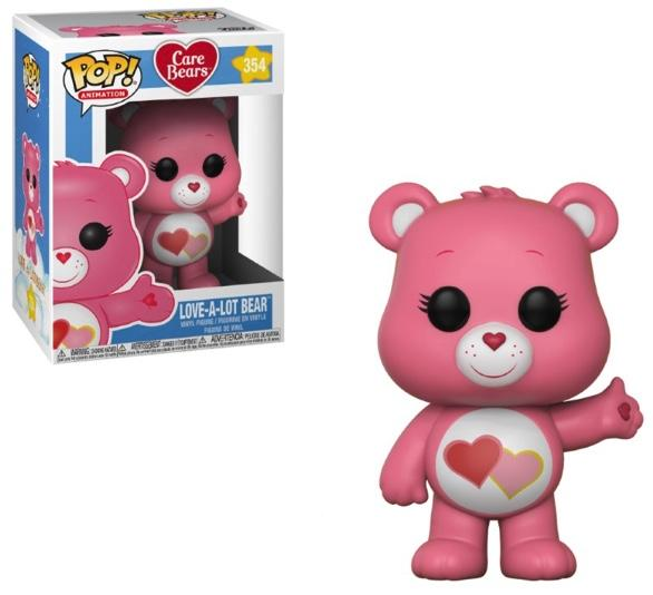 BISOUNOURS - Bobble Head POP N° 354 - Love-a-Lot Bear