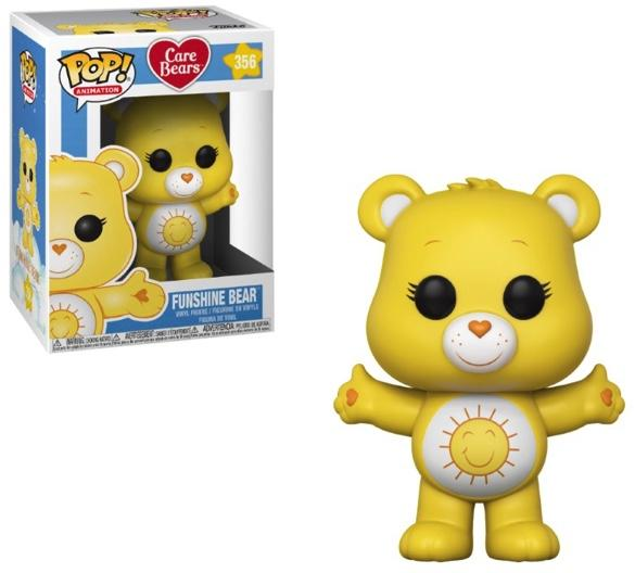 BISOUNOURS - Bobble Head POP N° 356 - Funshine Bear