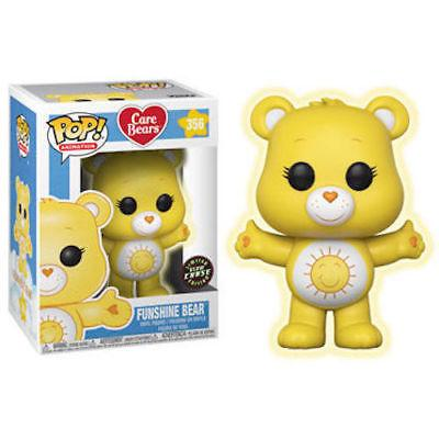 BISOUNOURS - Bobble Head POP N° 356 - Funshine Bear CHASE