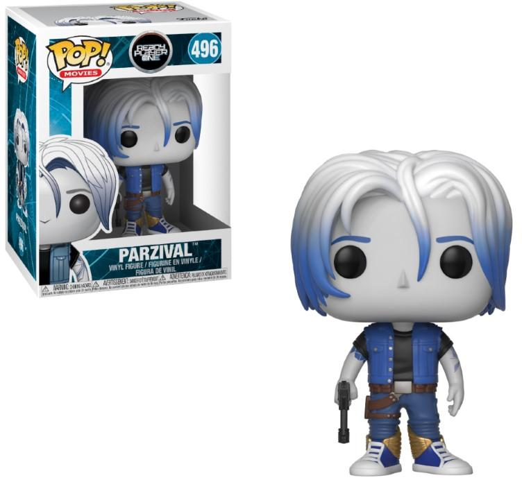 READY PLAYER ONE - Bobble Head POP N° 496 - Parzival_1