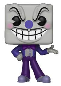 CUPHEAD - Bobble Head POP N° 313 - King Dice