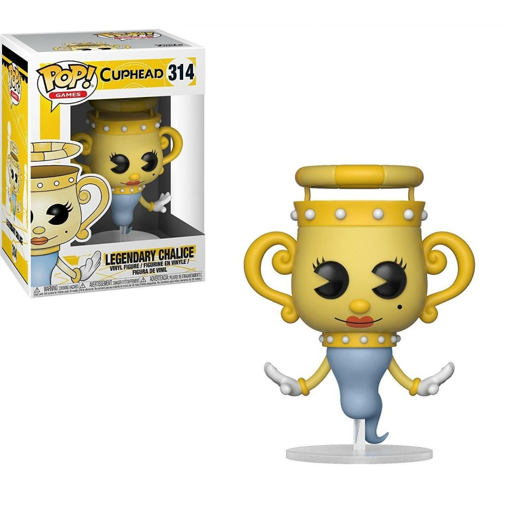CUPHEAD - Bobble Head POP N° xxx - Legendary Chalice