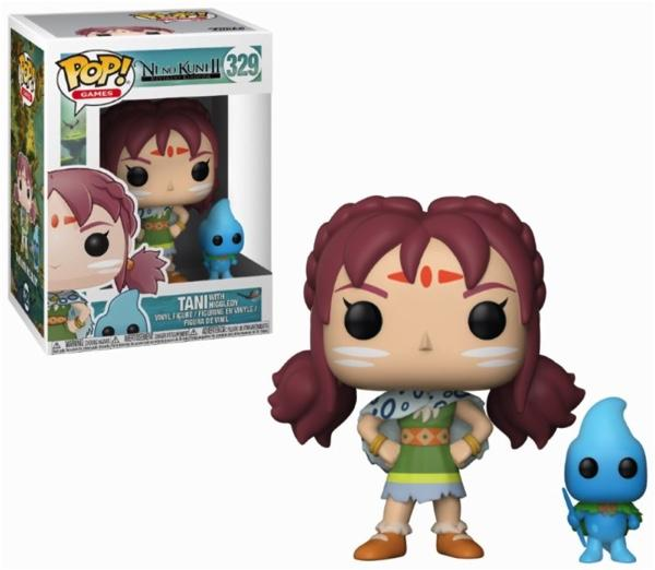 NI NO KUNI - Bobble Head POP N° 329 - Tani with Higgledy