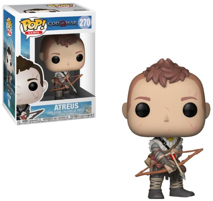 GOD OF WAR - Bobble Head POP N° 270 - Atreus