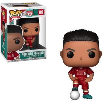 FOOTBALL - Bobble Head POP N° 09 - Roberto Firmino 'Liverpool'