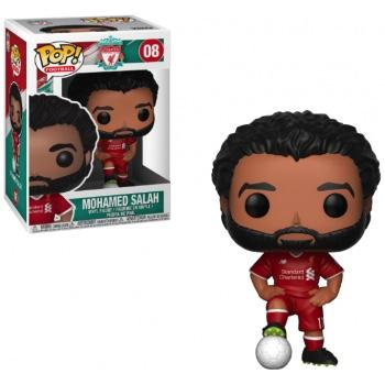 FOOTBALL - Bobble Head POP N° 08 - Mohamed Salah 'Liverpool'