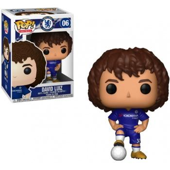 FOOTBALL - Bobble Head POP N° 06 - David Luiz 'Chelsea'