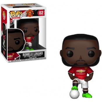 FOOTBALL - Bobble Head POP N° 02 - Romelu Lukaku 'Manchester United'
