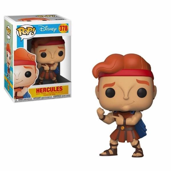 DISNEY - Bobble Head POP N° 378 - Hercules - Hercules