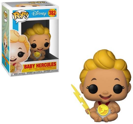 DISNEY - Bobble Head POP N° 382 - Hercules - Baby Hercules