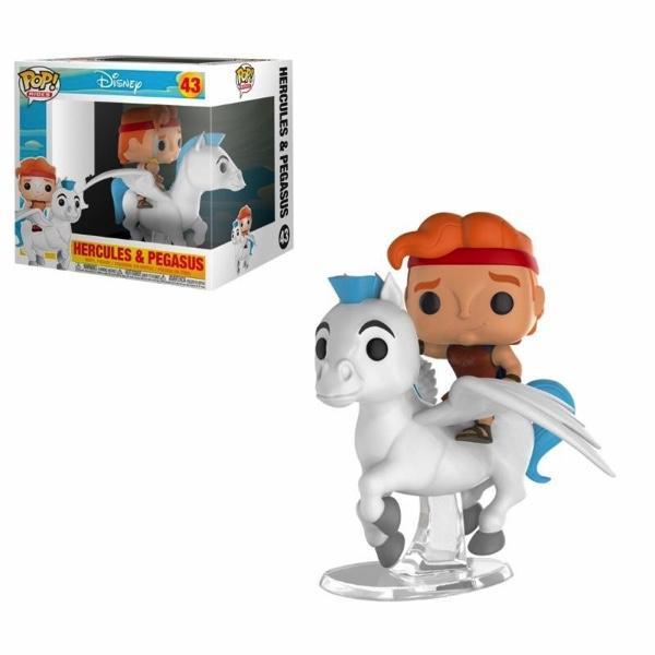 DISNEY - Bobble Head POP Ride N° 43 - Hercules and Pegasus