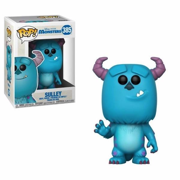 DISNEY - Bobble Head POP N° 385 - Monsters Inc - Sulley
