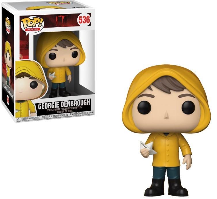 IT - Bobble Head POP N° 536 - Georgie with Boat