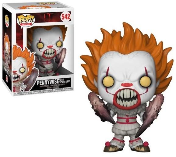 IT - Bobble Head POP N° 542 - Pennywise with Spider Legs