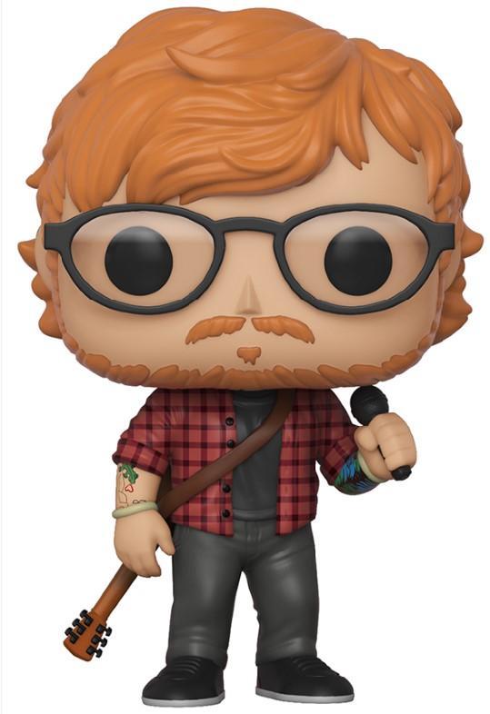 MUSIC - Bobble Head POP N° xx - Ed Sheeran