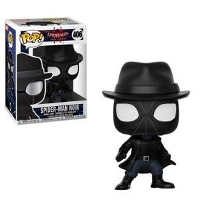MARVEL ANIMATED SPIDERMAN - Bobble Head POP N° 406 - Spiderman Noir