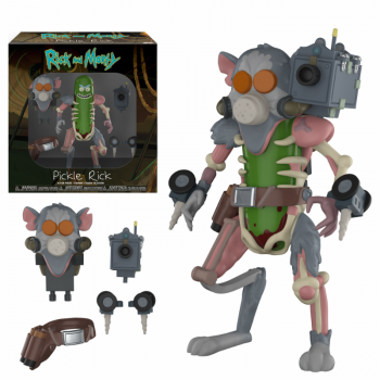 RICK & MORTY - Funko Action Figure - Pickle Rick