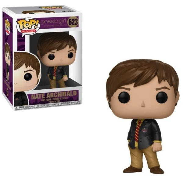 GOSSIP GIRL - Bobble Head POP N° 623 - Nate Archibald